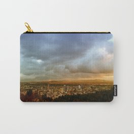 DOWNTOWN PORTLAND - FALL Carry-All Pouch