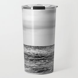 Stormy Beach Travel Mug
