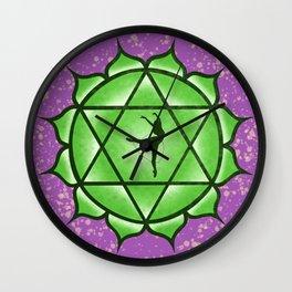 Dancing Heart Wall Clock