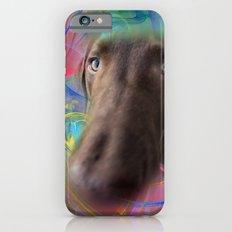 Poking Through Slim Case iPhone 6s