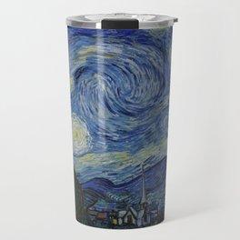 The Starry Night by Vincent van Gogh Travel Mug