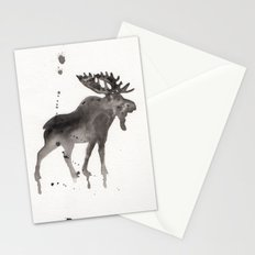 Seymour-watercolor Stationery Cards