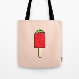 Strawberry Pop Tote Bag