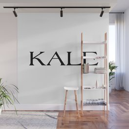 Kale Wall Mural