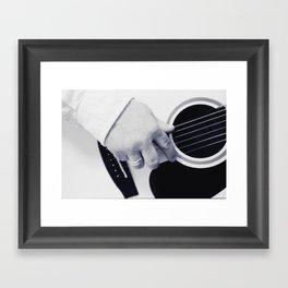 Songwriter Framed Art Print