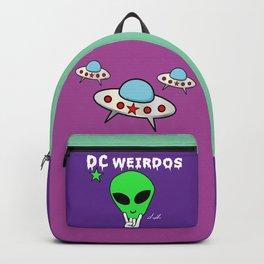 """DC WEIRDOS"" Backpack"