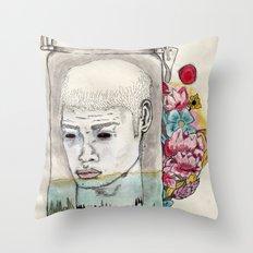 Té Throw Pillow