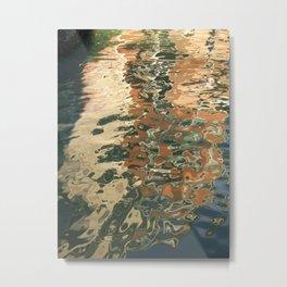 Venetian Water 2 Metal Print