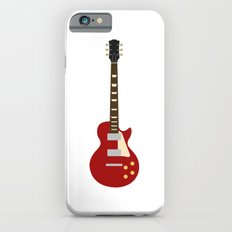 Gibson Les Paul Red Slim Case iPhone 6s