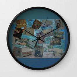 The Impressionists No. 4 COL140215d Wall Clock