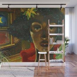 African American Masterpiece 'Eldzier Cortor' by Ellis Wilson Wall Mural