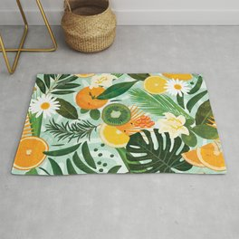 Spring and Deli Rug