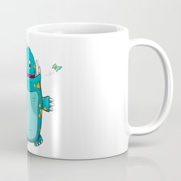 Cute Monster Coffee Mug
