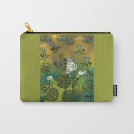 The Beekeeper Carry-All Pouch