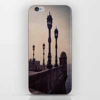 guardians iPhone & iPod Skins featuring Guardians by Out of Line
