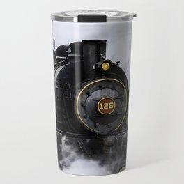 Steam Train Travel Mug