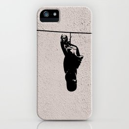 The Shoeline iPhone Case