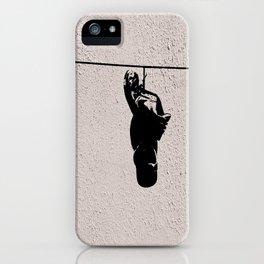 The Shoeline iPhone Case