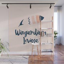 Wingardium leviosa! Wall Mural
