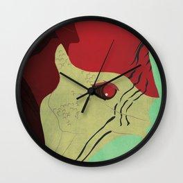 Tuchanka - Mass Effect Wall Clock