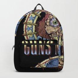 guns n roses album 2020 ansel8 Backpack