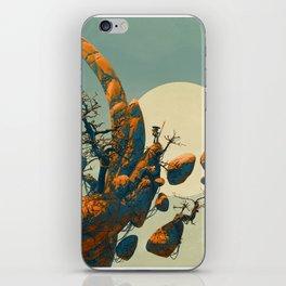 Floating Landscape iPhone Skin