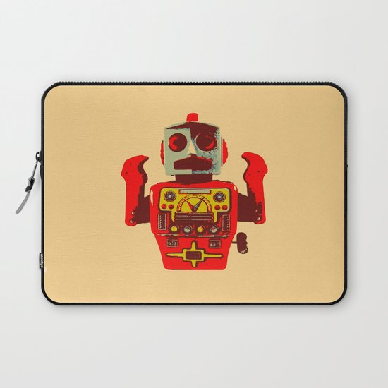 Robot II Laptop Sleeve