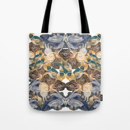Sharing the Light Tote Bag