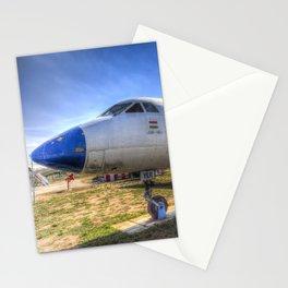 Jak-40 Aircraft Stationery Cards
