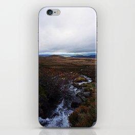 Cairngorms National Park - River iPhone Skin