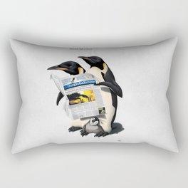 Read All Over Rectangular Pillow
