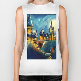 Magical Night Biker Tank