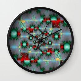 Fuselage Wall Clock