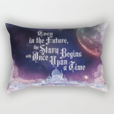 Cinder - Once Upon a Time Rectangular Pillow