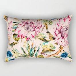 Pattern boho floral Rectangular Pillow