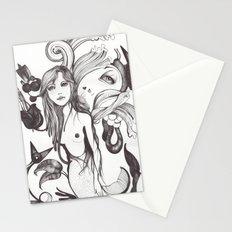 Mundo Sumergido Stationery Cards