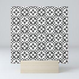 Spanish Tiles Mini Art Print