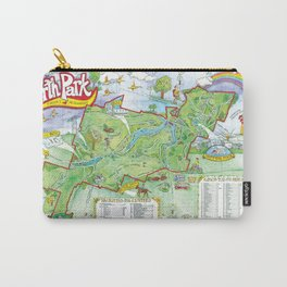 North Park, Allegheny County Carry-All Pouch