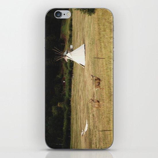 Salida Teepee Deer iPhone & iPod Skin