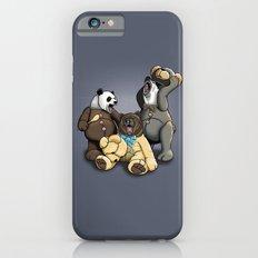 Three Angry Bears iPhone 6s Slim Case