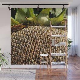 Sunflower Seeds Wall Mural