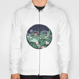 To Boldly Go! Hoody