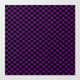 Trendy purple Collection 4 Canvas Print