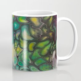 Fluid Color Coffee Mug