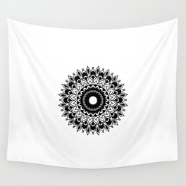 Mandala: layered Wall Tapestry