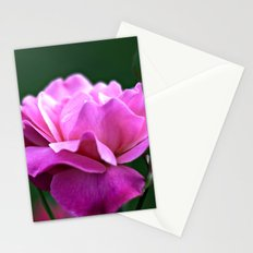 una rosa Stationery Cards