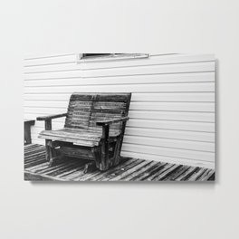 Abitibi Swing Metal Print