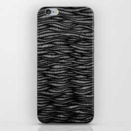 Wormy Stacked iPhone Skin