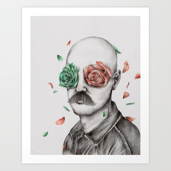 Disease Art Print