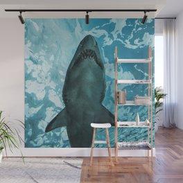 Shark Photography   Deep Sea   Ocean Art   Wildlife   Nature   Fish Wall Mural